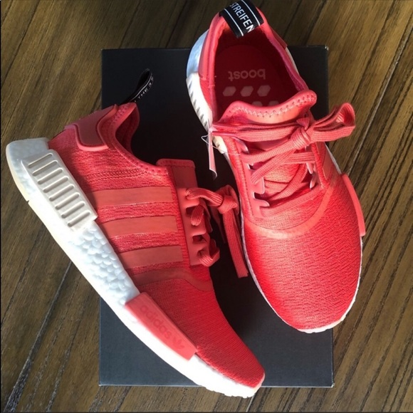 cec21ded81aa Adidas NMD R1 originals sneakers NWT